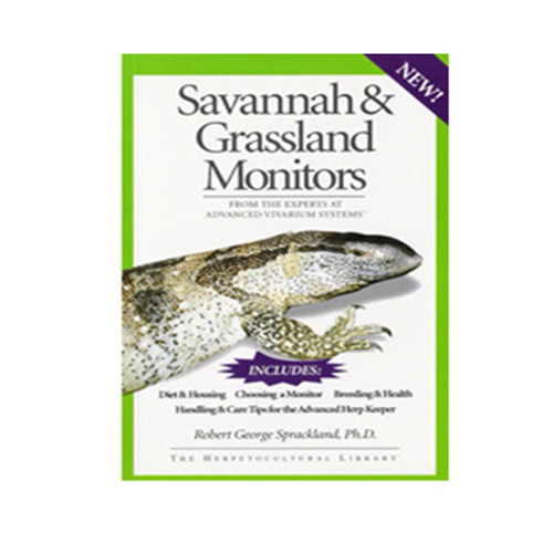 Savannah and Grassland Monitors