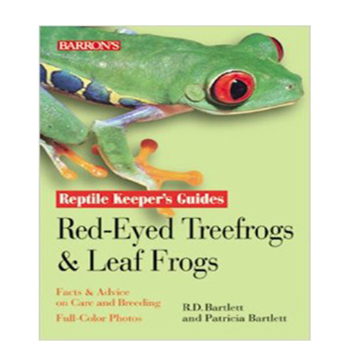 Red Eyed Tree Frogs and Other Leaf Frogs
