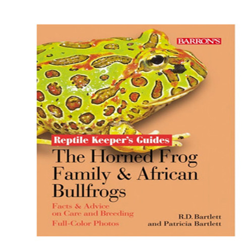 Horned Frogs and African Bullfrogs