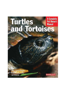 [B급 초특가] Turtles and Tortoises- Complete Pet Owners Manual